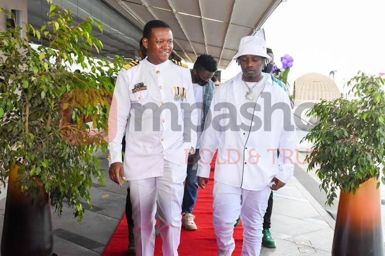 Machakos Governor Alfred Mutua celebrated his 51st birthday