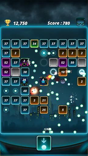 Brick puzzle master : Ball Vader2  captures d'u00e9cran 7