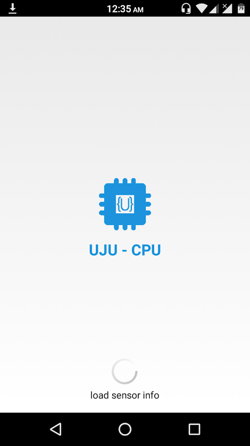 UJU - CPU- screenshot