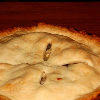 Apple pie with Home made crust / Double crust Apple pie