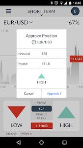GrandOption - Binary Options screenshot 2