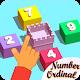 123 Number Ordinal : Math games for kids APK