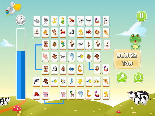 Connect Animals : Onet Kyodai (puzzle tiles game) 3 screenshots 12