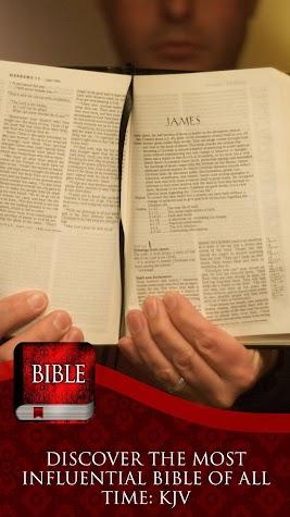 KJV Study Bible Screenshot