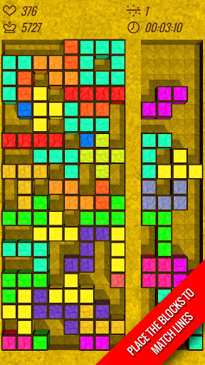 Lineup : Block Puzzle 14.7 screenshots 7