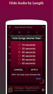 Download Geet Music player For PC Windows and Mac apk screenshot 8