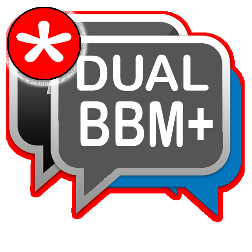 Dual Messenger bbm+ ANDROID