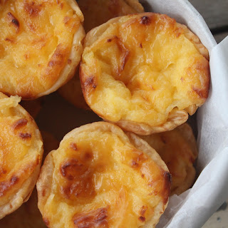 Lemon Portuguese Tarts