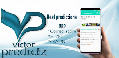 Victor Predict: Today Football Prediction - Android app on AppBrain