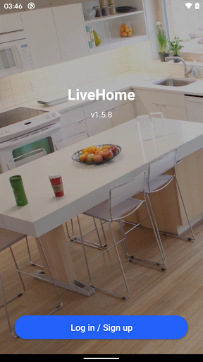 LiveHome screenshot 1
