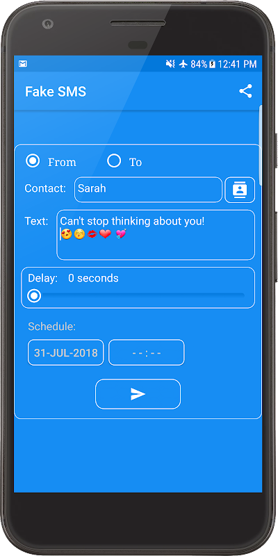 Fake Text Message / SMS APK Download - Apkindo co id