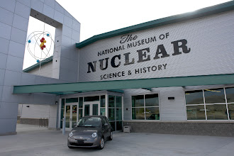 Photo: National Museum of Nuclear Science & History, Albuquerque, NM.