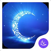 The Moon-APUS Launcher theme