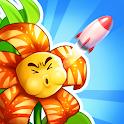 Merge Plants: Zombie Defense icon