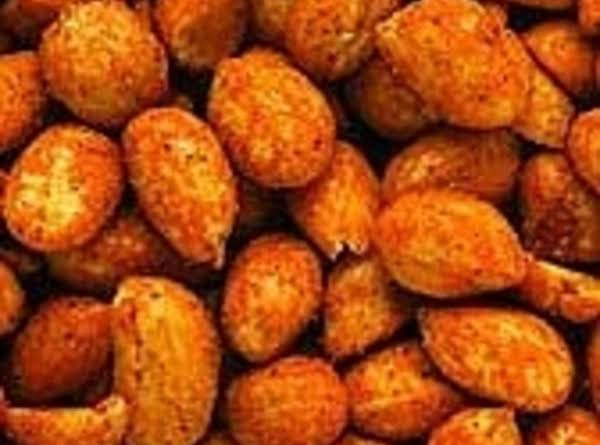 Spicy Hot Peanuts