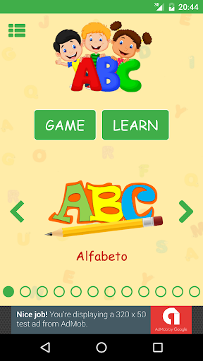 Italian For Kids - Beginner screenshot 1