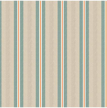 Pip 2020 Blurred Lines Tapet med linjer - Beige