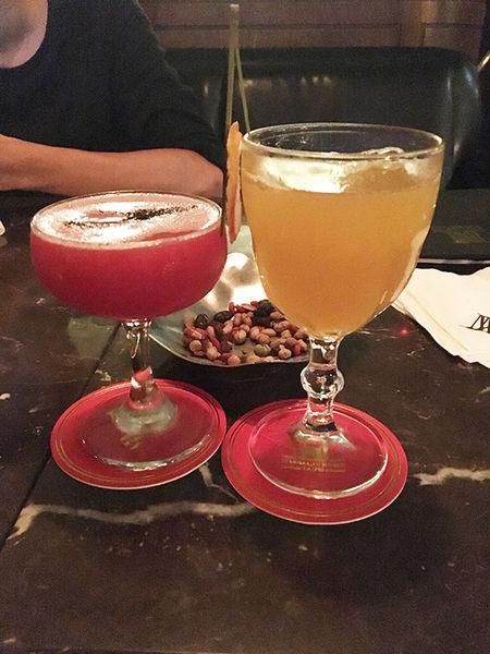 Marsalis是一間有點歷史的知名的威士忌酒吧