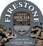 Firestone Walker Mocha Merlin Coffee Infused Oatmeal Stout