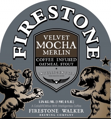 Logo of Firestone Walker Mocha Merlin Coffee Infused Oatmeal Stout