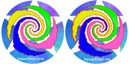 Photo: 3D hempStar wave