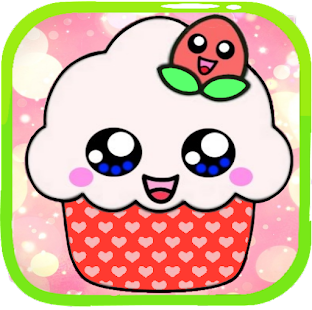 Cute food wallpaper apps on google play - Kawaii food wallpaper ...