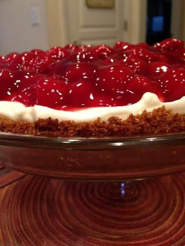 Cherry Cheesecake Pie Recipe