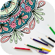 Mandala Coloring Book - Free Color Pages APK