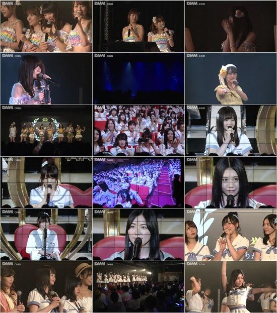 (LIVE)(720p) SKE48 総選挙感謝公演~まずはありがとう!話はそれからだ~ 170622