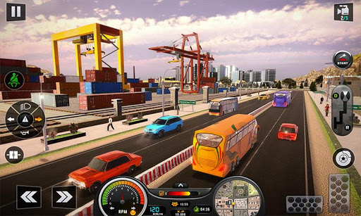 Euro Bus Driver Simulator 3D: City Coach Bus Games Apk 1