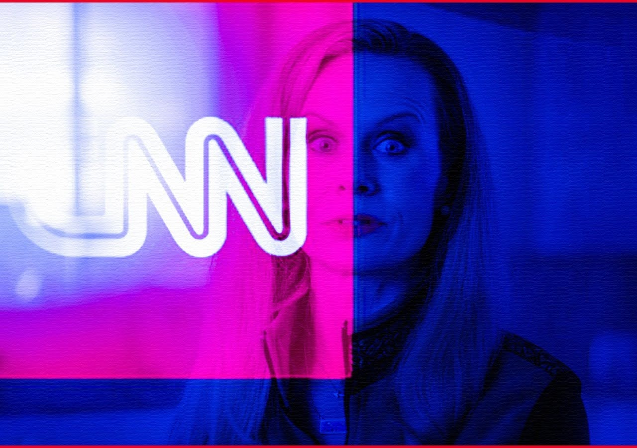 CNN Caught Spreading Report Against Kelly Tshibaka in Alaska.