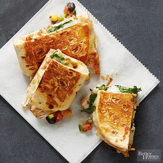 Turkey Taco Panini