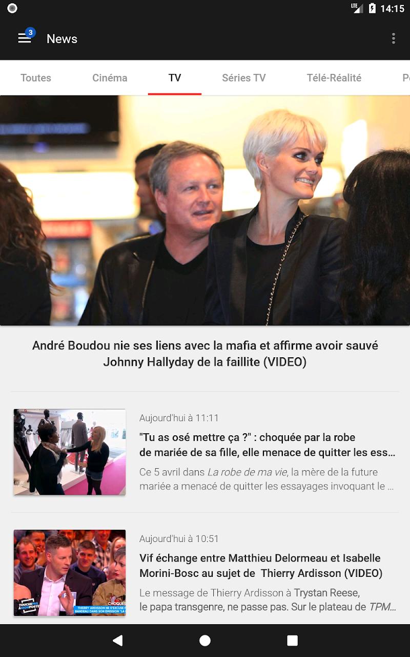 Programme TV par Télé Loisirs : Guide TV & Actu TV Screenshot 17