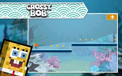 crossy bob