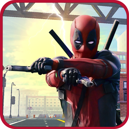 Incredible Super Hero Deadpool Guardian of Galaxy 1.0.5
