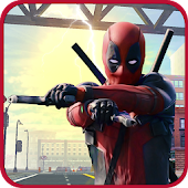 Tải Incredible Super Hero Deadpool Guardian of Galaxy APK