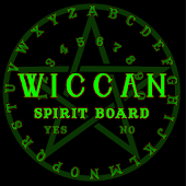Wiccan Spirit Board - Spotted: Ghosts