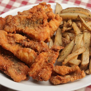 Spicy Southern Fried Catfish