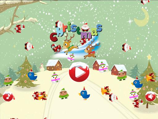 圣诞节比赛