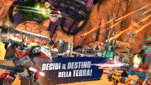 TRANSFORMERS: Earth Wars  άμαξα προς μίσθωση screenshots 1