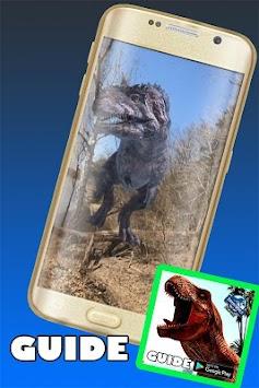 Jurassic World Alive Go  Guide