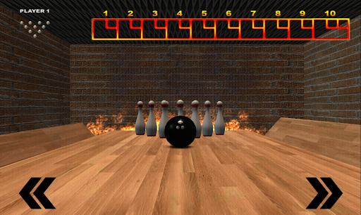 ボウリング3Dストライク