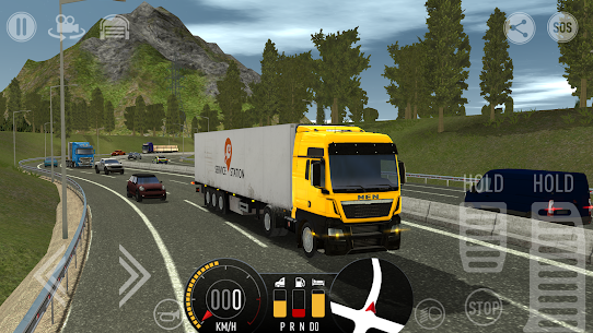 Truck World: Euro & American Tour (Simulator 2020) Apk Download For Android and Iphone 8