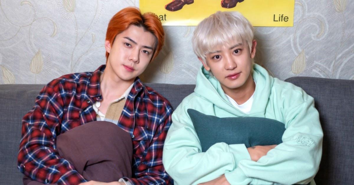 "EXO-SC Achieves Half-Million Seller Status With First Full Album ""1 Billion  Views"" - Koreaboo"
