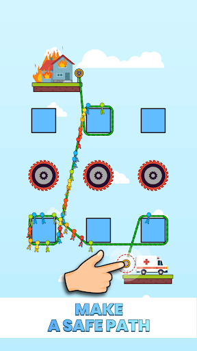Rope Puzzle screenshot 2