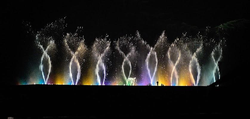 fontane danzanti di walterferretti