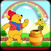 Pooh Runner : Bear Adventure Run