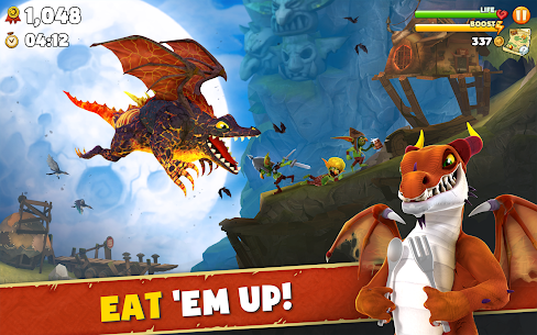 Hungry Dragon™ MOD 1.5 (Unlimited Money) Apk Latest 8