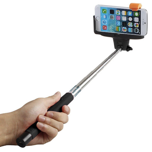 Selfie Sticks Available