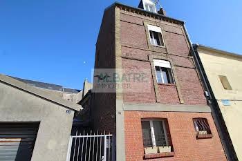Maison 4 pièces 58 m2
